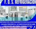 REPARACION EN REFRIGERACION TAMBIEN PANTALLAS Y TODA LINEA BLANCA 8666-90-19