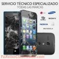 REPARACION EN TELEFONOS ELECTRODOMESTICOS PANTALLAS Y LAPTOP