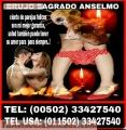 BRUJO ANSELMO... FUERTES Y PODEROSOS AMARRES DE AMOR (00502) 33427540