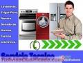 Servicio tecnico en reparacion de todo electrodomestico