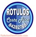 Letras Corporeas en 3D Costa Rica 8428-2765