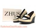 Distribuidor calzado ZHUS. Fábrica de zapatos moda boutique Costa Rica. Calzado mayoreo