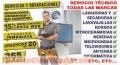 REPARACION EN REFRIGERACION Y TODA LINEA EN ELECTRODOMESTICOS DE LUNES A DOMINGOS DE 8AM
