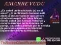 AMARRES ETERNO, VUDÚ Y DEL MISMO SEXO