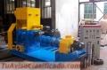 Extrusora Meelko para pellets flotantes para peces 500-600kg/h 55kW - MKED120B