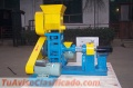 Meelko Extrusora  para pellets alimentación gatos 30-40kg/h 5.5kW - MKED040C