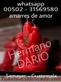 ATRAIGO SU SER AMADO POR MEDIO DE AMARRES DE AMOR 00502-31569580