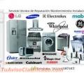 REPARACIÓN EN TODA LINEA BLANCA DE ELECTRODOMÉSTICOS Y PANTALLAS 8584-64-50 DE 8AM
