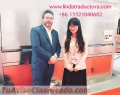 Soy Linda, intérprete español chino en Guangzhou en Shenzhen, Guía en Canton