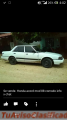 Honda accord modelo 1988
