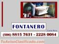 FONTANERO en Costa Rica