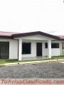 Estrene su casa en Guapiles