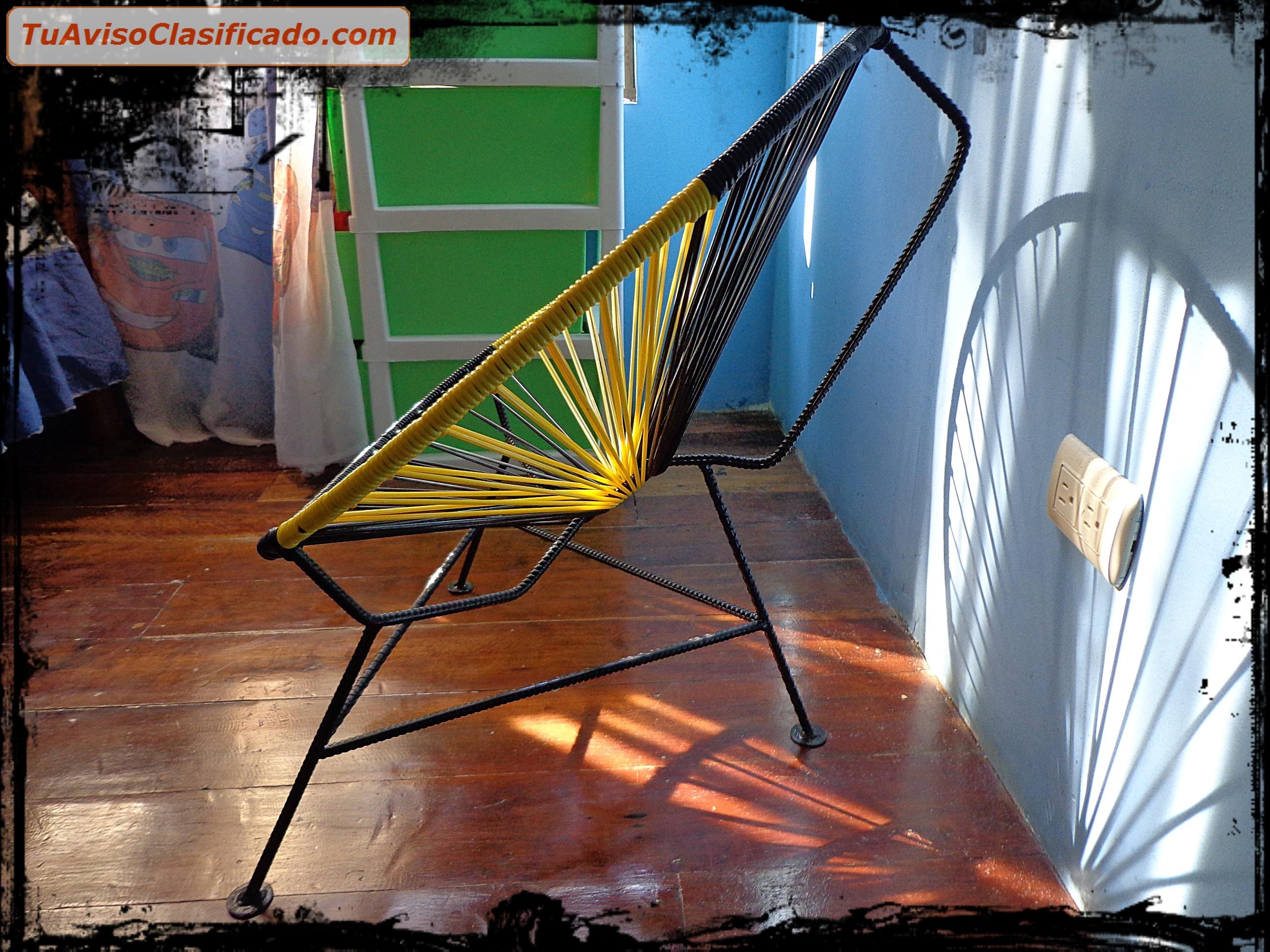 Sillas para terrazas y jardin mobiliario y equipamiento for Mobiliario para terrazas