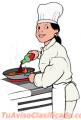 Busco empleo de cocinera urge